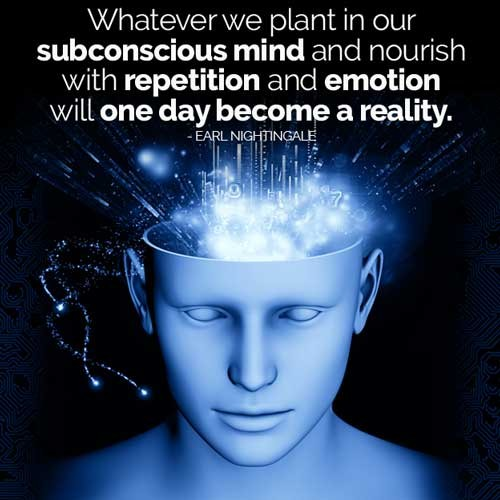 NLP Tap the Power of Subconscious Mind