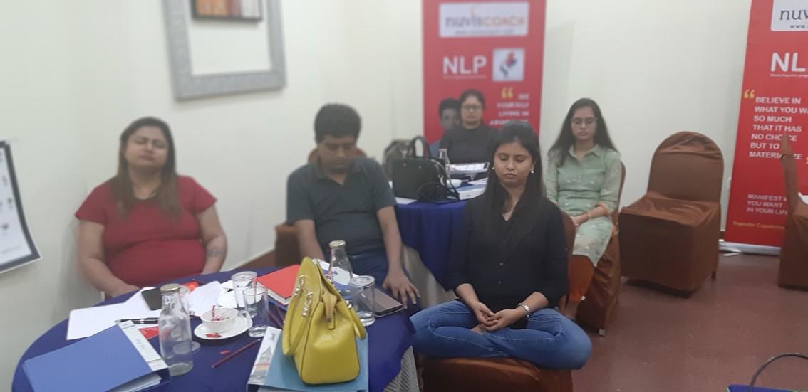 NLP PRACTITIONER WORKSHOP @Surat